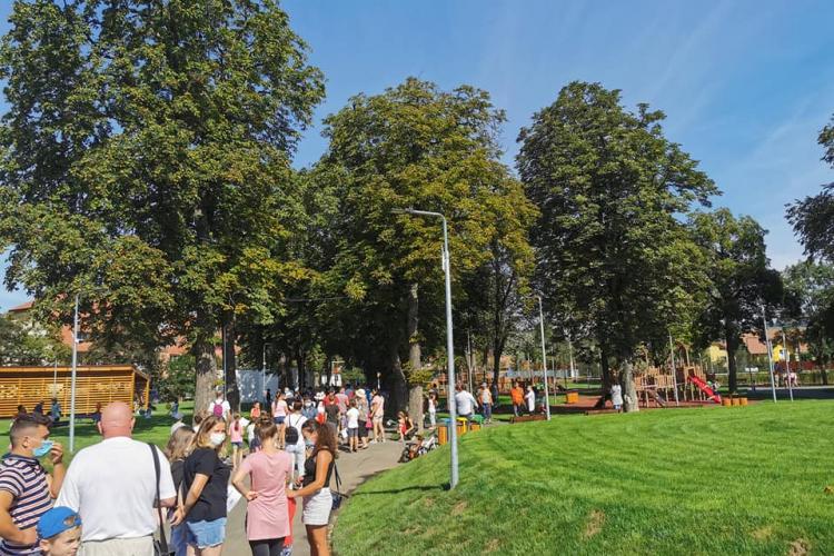 Floreștenii sunt invitați să vină cu idei de modernizare a comunei, în Parcul Poligon, marți
