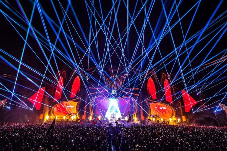 Untold se așteaptă la 100.000 de festivalieri la Cluj-Napoca