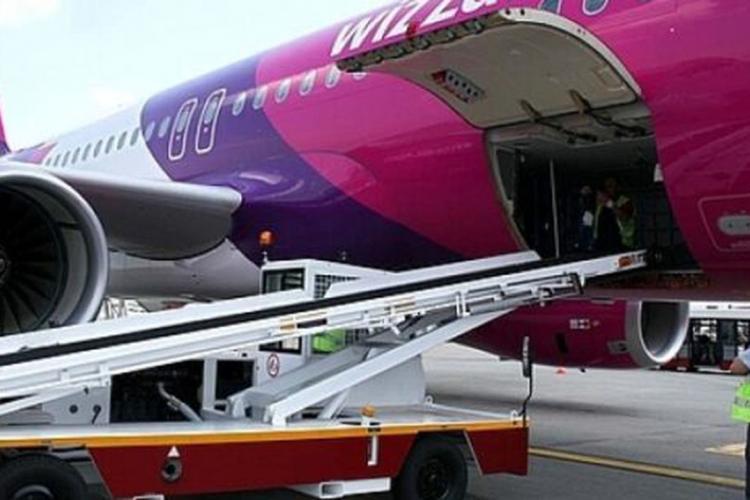 Avion care trebuia să ajungă la Cluj, implicat într-un accident