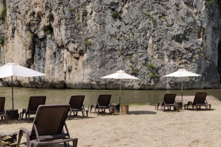 Plaja superbă din Apuseni, care te va duce cu gândul la Thailanda. Vii cu noi? - FOTO