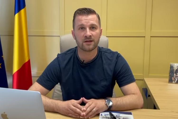 Bogdan Pivariu: Floreștiul va rezolva problema cailor lăsați liberi pe străzi / Familiile care nu prind loc la creșă primesc compensații - VIDEO
