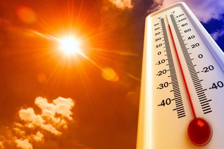 Meteo. Temperaturi extrem de ridicate la Cluj în următoarele zile