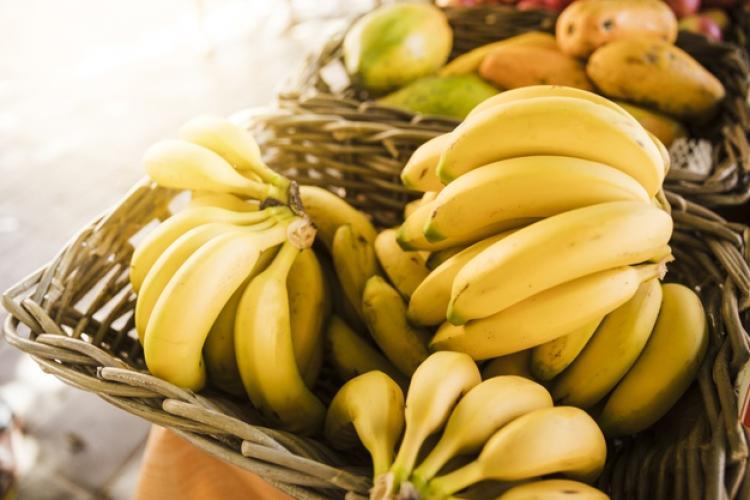 Care sunt beneficiile consumului de banane. 6 motive să le incluzi în alimentația ta