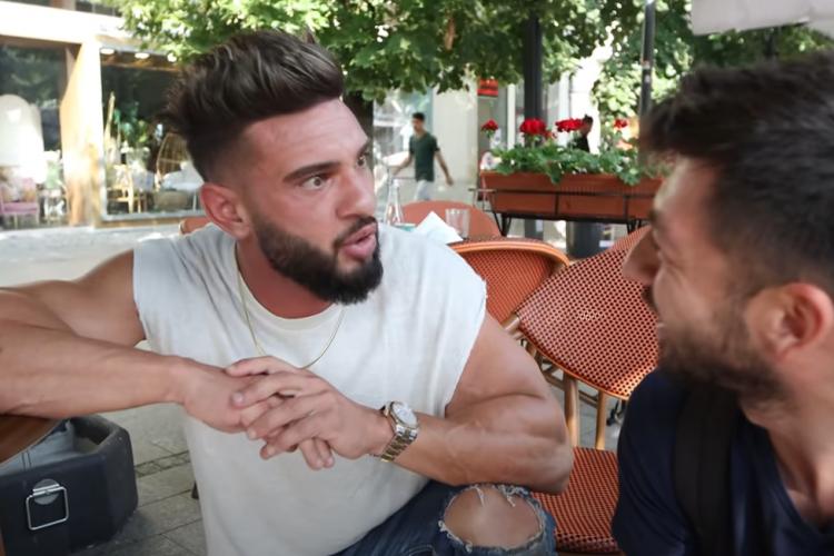 Dorian Popa, întrebat la Cluj de Mircea Bravo ce înseamnă să fii bogat - VIDEO