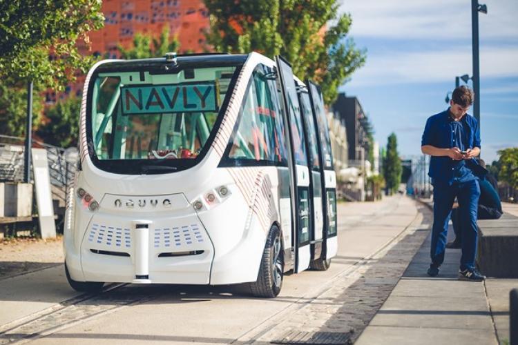 Cluj-Napoca: Traseul autobuzelor autonome, fără șofer. Va fi linie dedicată în tot centrul?