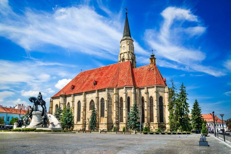 Cluj: Insula pe care nu vrei să fii în această vară - insula de căldură urbană