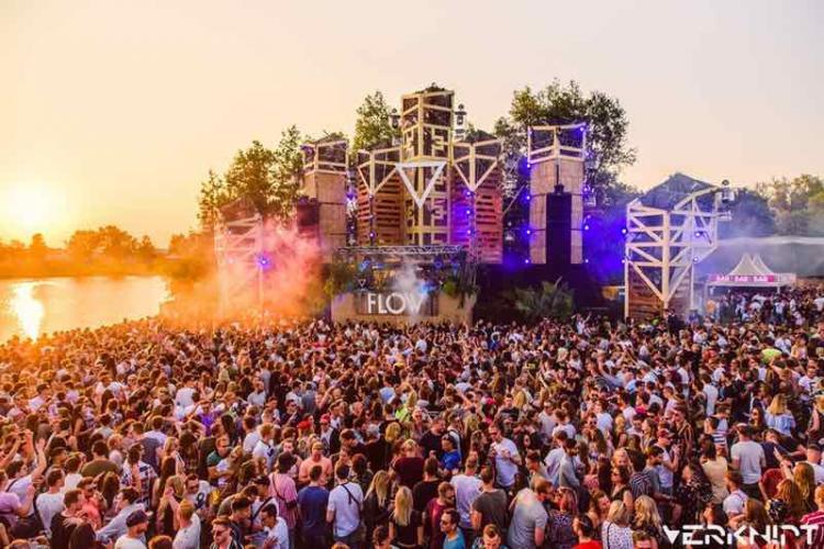 1.000 de persoane infectate la un festival de muzică la care s-au respectat toate măsurile de igienă, în Olanda
