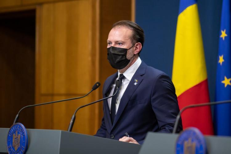 Florin Cîțu, la Cluj: Nu am intrat în politică pentru o funcție. Sunt la guvernare datorită voturilor PNL Cluj