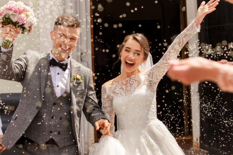 Nunți cu 400 de oameni din 1 august, dar cu anumite condiții detestate de unii