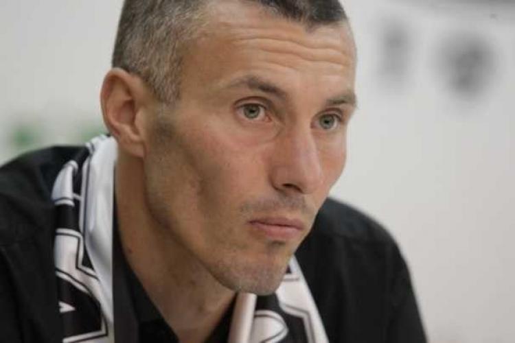 Emil Szolomajer, cooptat în staff -ul administrativ al U Cluj - FOTO