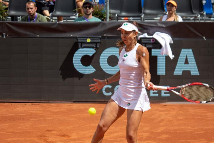 Buzărnescu e în semifinală la Winners Open, turneul WTA de la Cluj. I-ar plăcea să locuiască la Cluj: Orașul e frumos și oamenii calzi