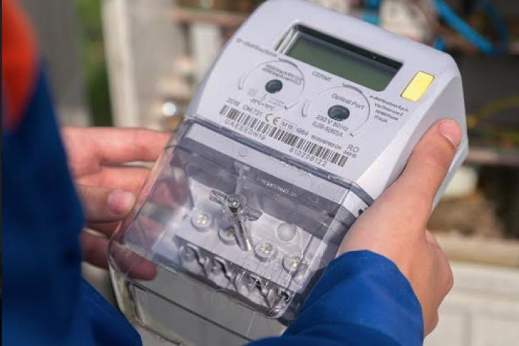 Distribuție Energie Electrică România înlocuiește în Cluj contoarele clasice cu contoare inteligente