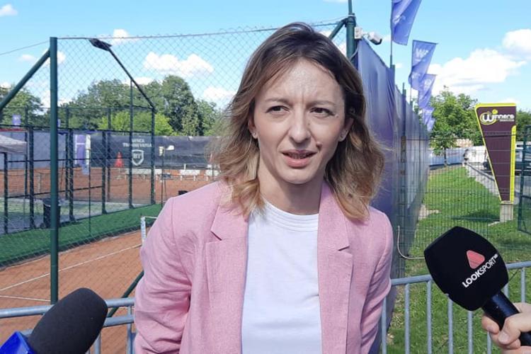 Scrimera Ana Maria Popescu, la Winners Open: Clujul e capitala sportului românesc