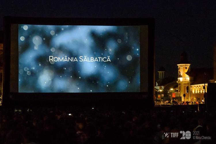 România Sălbatică, documentarul HIT de la TIFF, poate fi văzut sâmbătă seara la Florești