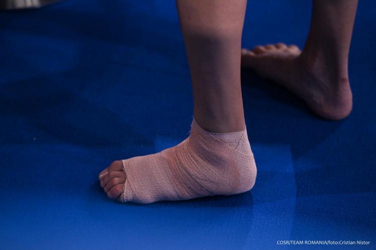Larisa Iordache nu va evolua în finală olimpică. Campioana nu poate - FOTO