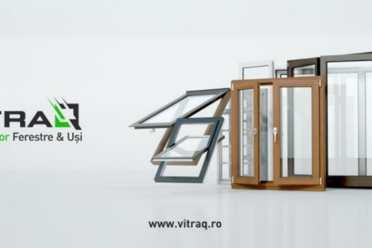 VitraQ, cel mai mare producător de ferestre și uși din Cluj-Napoca, angajează