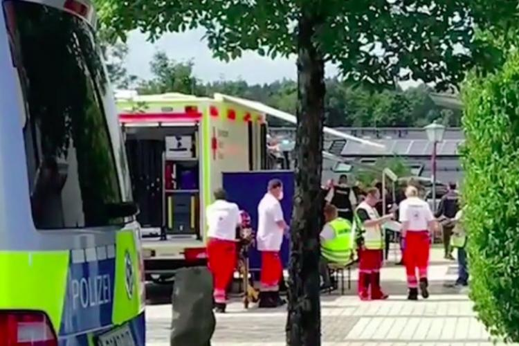 Un clan de rromi a luat cu asalt o secție de poliție din Germania. Unul din ei era reținut acolo, pentru că ar fi violat un copil de 4 ani