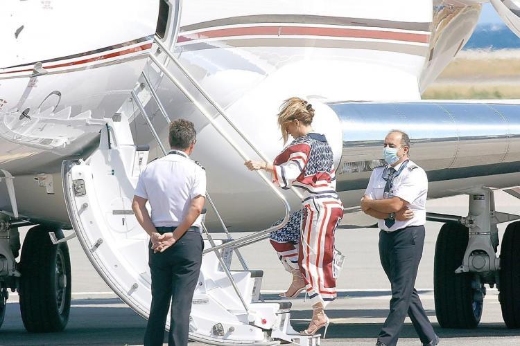 Cum arată fetele Danei Budeanu și cum s-au întâlnit cu Jennifer Lopez - FOTO