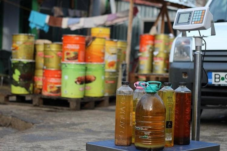Românii aruncă uleiul folosit la chiuvetă, deși ar putea primi gratuit altul în loc. Cum trebuie să procedăm