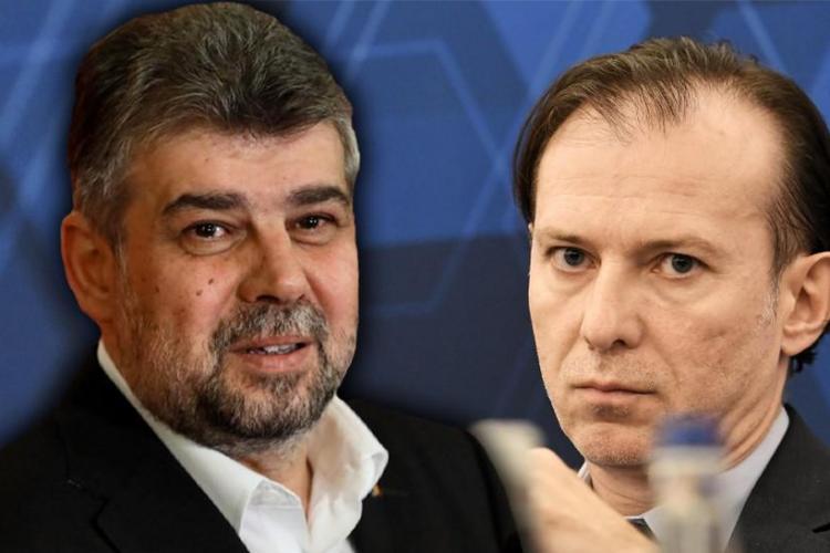 Ciolacu îi solicită lui Iohannis să ceara demisia premierului Cîțu, după ce s-a aflat că a fost reținut 2 zile în SUA acum 20 de ani