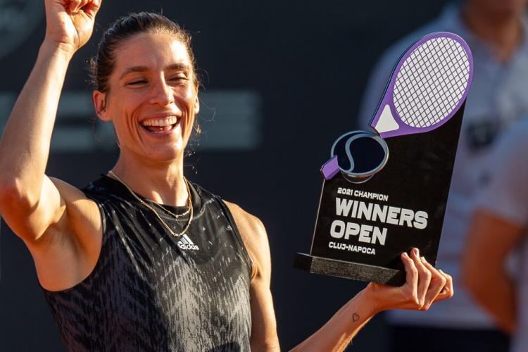 Andrea Petkovic a câștigat trofeul Winners Open