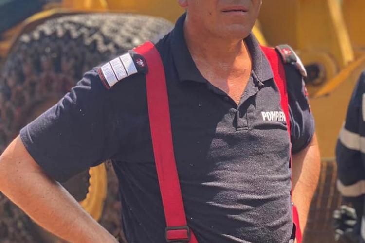 Pompierii români luptă cu flăcările în Grecia - FOTO
