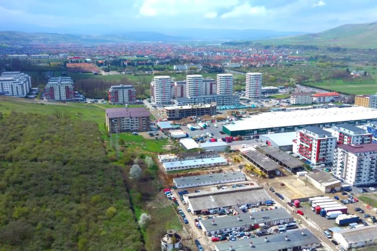 Proiect imobiliar MONSTRU blocat în Florești de primarul Pivariu