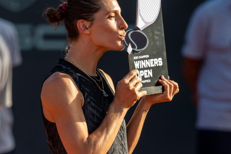 Cluj-Napoca face istorie în tenisul mondial. Winners Open organizează un nou turneu de tenis: Transylvania Open WTA 25