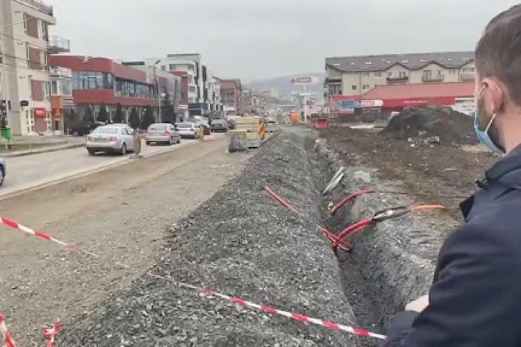 Strada Eroilor din Florești va avea cel puțin o bandă în plus. S-a modificat proiectul