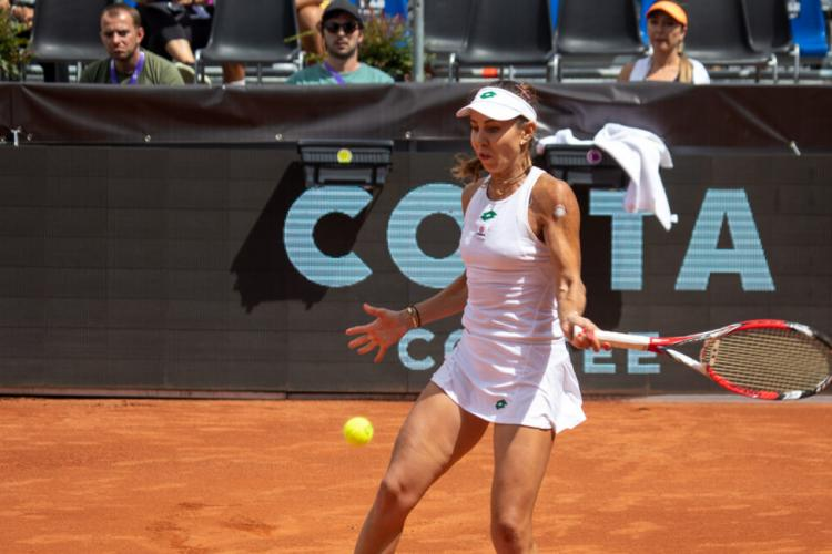 Din păcate, Mihaela Buzărnescu a ratat finala de la Winners Open, turneul WTA de la Cluj