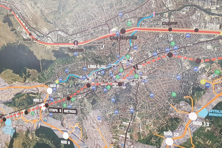 Viceprimarul Dan Tarcea: Centura Metropolitană nu va rezolva numărul mare de mașini din oraș