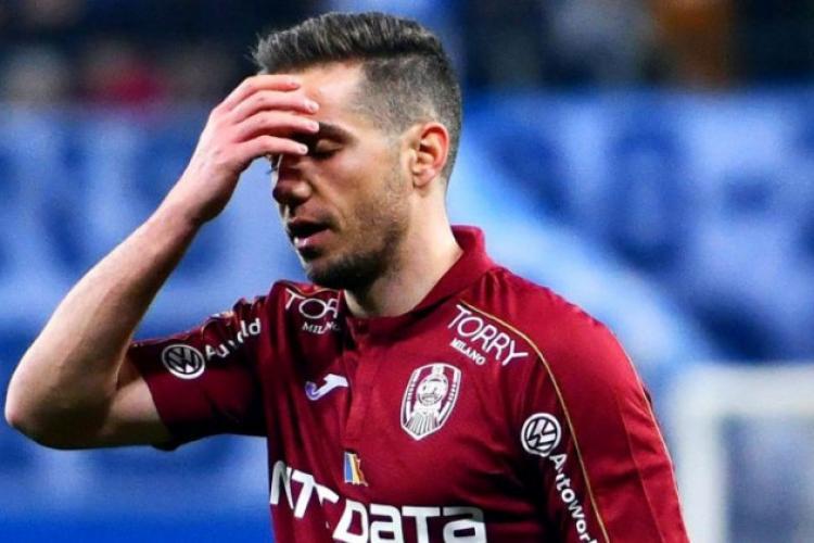 """Motivul pentru care Alex Chipciu a fost dat afară din lot de Marius Șumudică, la CFR Cluj: """"Nu am nevoie de astfel de jucători"""""""