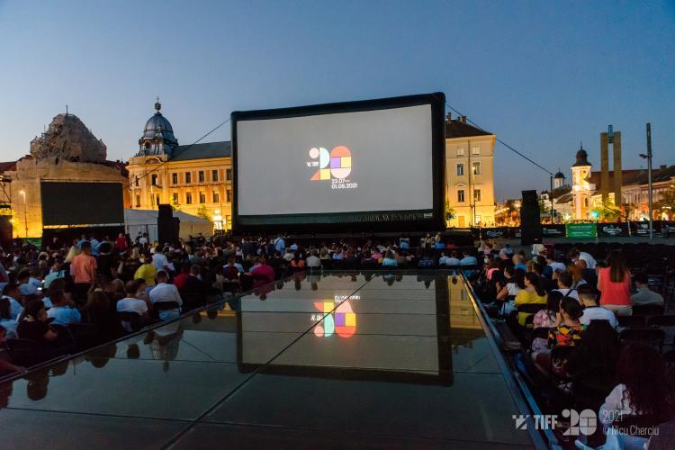 Vijelia de la Cluj a închis mai devreme vizionările de la filme de la TIFF