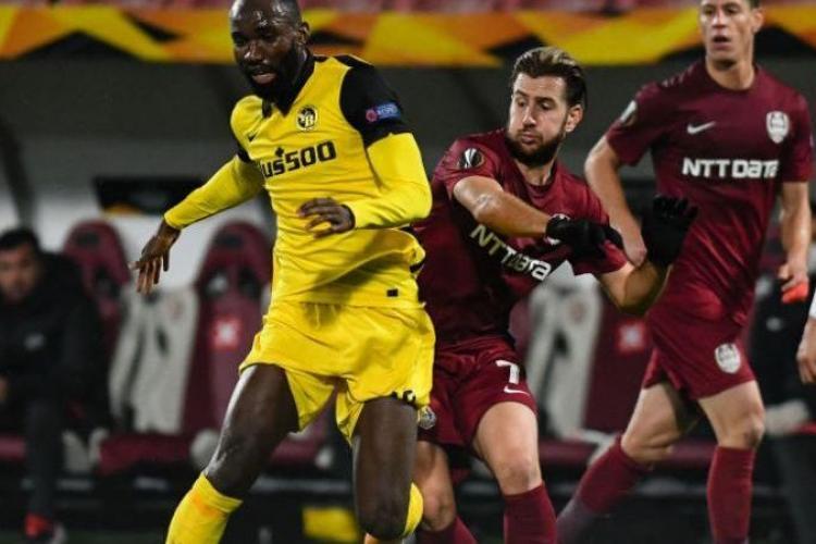 CFR Cluj a aflat când se va juca meciul tur cu Young Boys Berna din Liga Campionilor