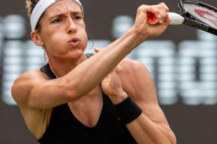 Campioana care își înjură adversarele pe teren: Andrea Petkovic, criticată dur după victoria de la WTA Cluj-Napoca