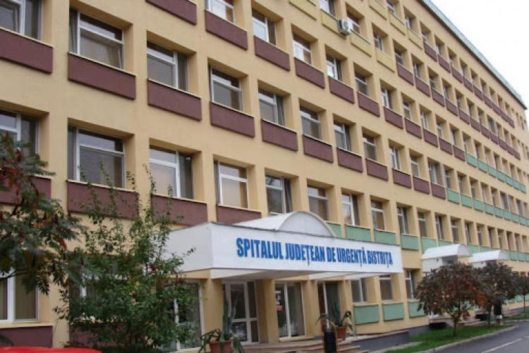 Spitalul Judeţean Bistrița reintră în carantină, pe fondul creşterii numărului pacienţilor cu COVID internaţi
