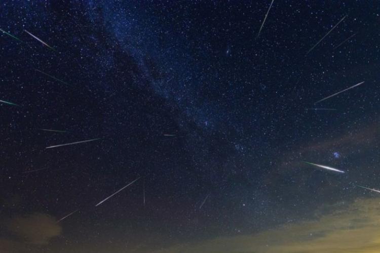 Perseide 2021: Când are loc spectaculoasa ploaie de stele. Se va putea vedea un meteor pe minut