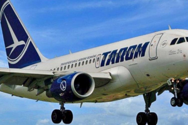 Un pilot Tarom a leșinat după ce a aterizat de la Amsterdam