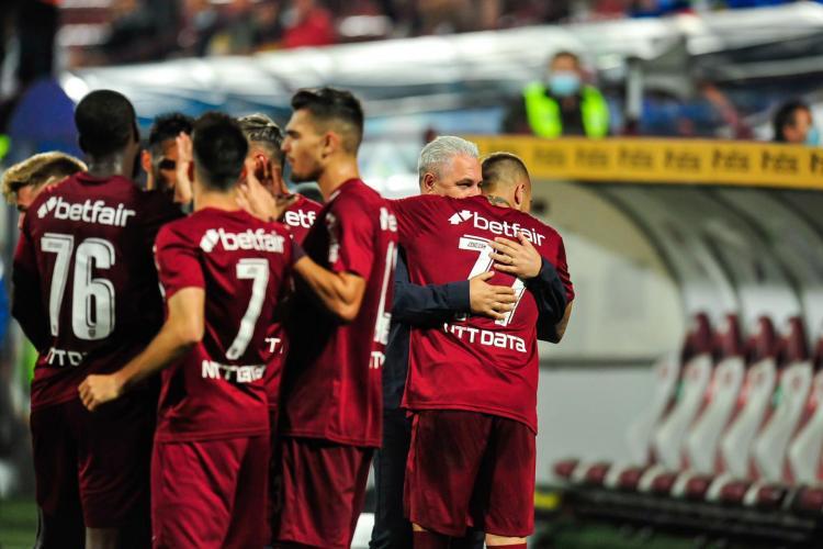 Jucătorii de la CFR Cluj atacă rivalii din Liga 1: De patru ani suntem singuri în Europa