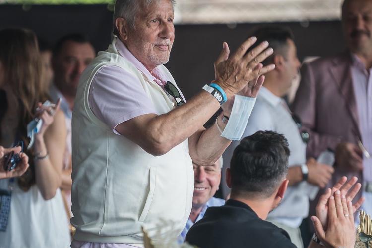 """Ilie Năstase, SAVUROS la Winners Open, când a auzit o ambulanță care trecea: """"Este pentru domnul Țiriac?"""""""