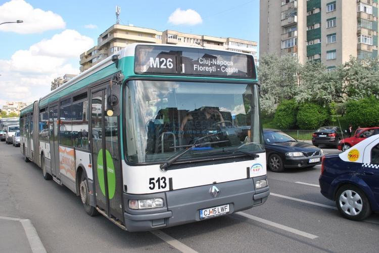 Linia M26 și-a schimbat ruta! Pivariu: Floreștenii să poată să aibă acces la un număr cât mai mare de legături la capătul liniei - FOTO