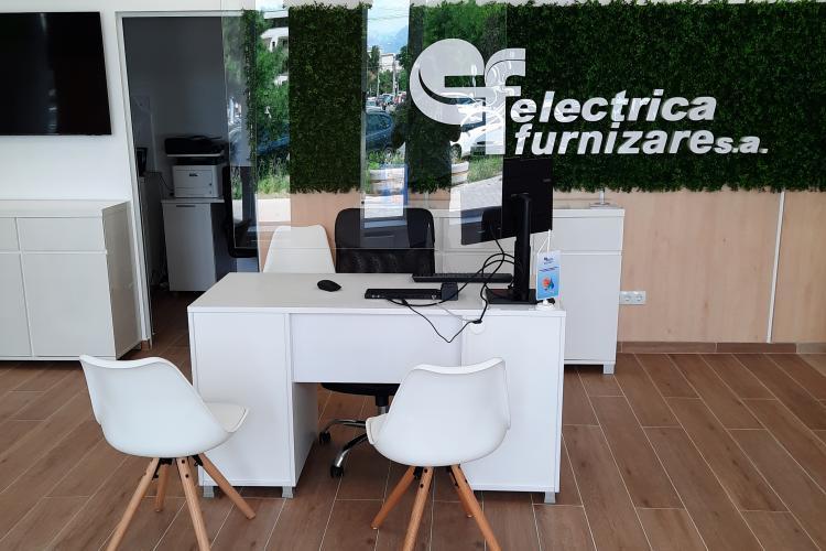 Electrica Furnizare anunță deschiderea unui punct de lucru modern în municipiul Cluj-Napoca