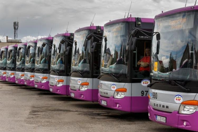 Se modifică traseul următoarelor autobuze: 26, 30, 41, 44 și M26