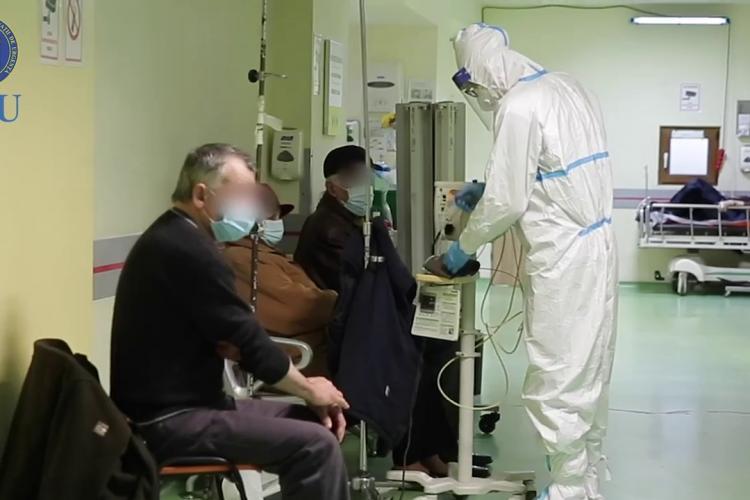 Rata de infectare crește treptat în județul Cluj. Câte cazuri de COVID-19, în ultimele 24 de ore?