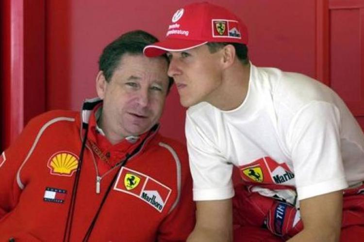 Noi detalii despre starea lui Michael Schumacher