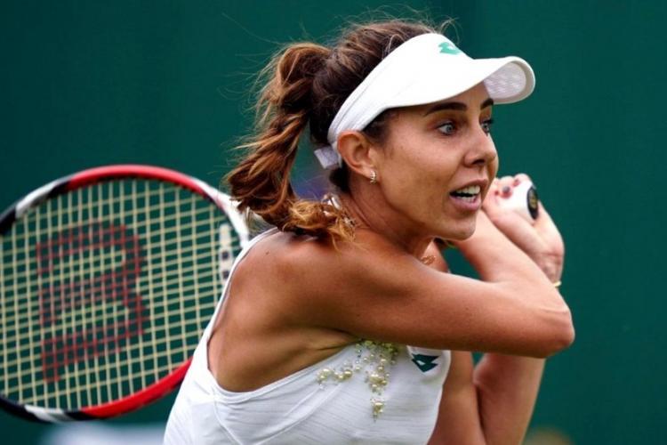 WTA, Cluj-Napoca: Mihaela Buzărnescu s-a calificat în optimi