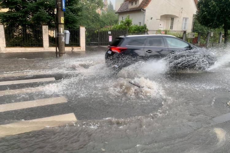 Viceprimarul Dan Tarcea despre furtunile puternice: Clujul trece de la climă continentală la una subtropicală