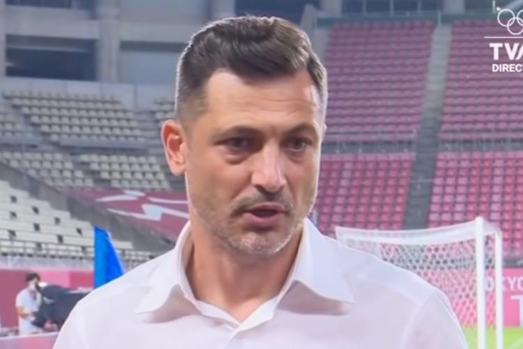 România eliminată de la Olimpiadă cu echipa de fotbal. Mirel Rădoi dă vina pe mâncare și lipsa de somn