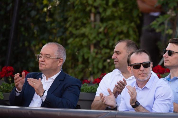 Ce vedete au participat la turneul Winners 2021 de la Cluj?