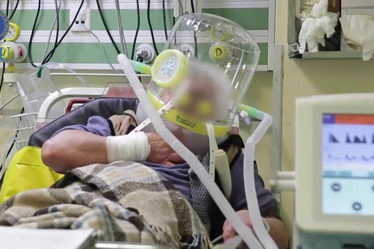 541 de cazuri noi, în România, în ultimele 24 de ore